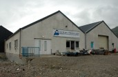 Dive Training Centre - Oban, Scotland 2005